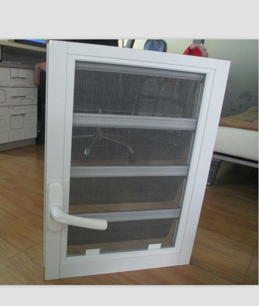 install hinged window replacement
